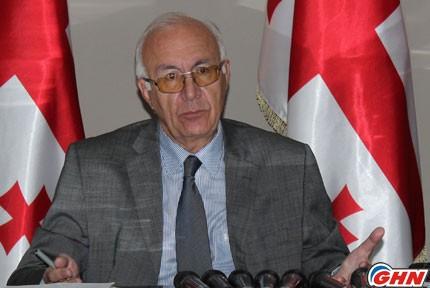 Встреча Григория Карасина  и Грузии Зураб Абашидзе состоится 21 ноября в Праге