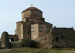 В Западной Грузии обворовали церковь