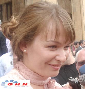 Первая леди Грузи проведет встречи в Катаре