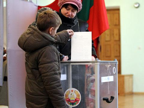 Выборы в Приднестровье могут признать недействительными