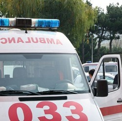 Молодой мужчина выпал из окна в Тбилиси