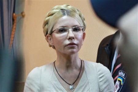 Юлия Тимошенко отказалась от исследования крови на отравляющее вещество