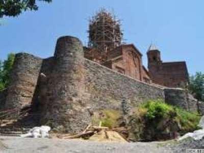 Реставрация комплекса Греми в Грузии стала самым масштабным проектом года
