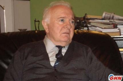 Скончался бывший президент Грузии Эдуард Шеварднадзе