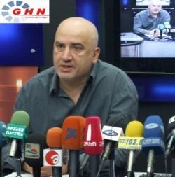 Мамука Глонти: Кицмаришвили угрожает мне на языке Вано Мерабишвили