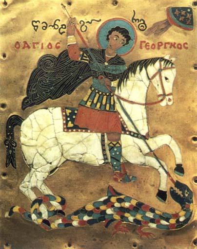 В Грузии отмечают праздник святого Георгия Победоносца