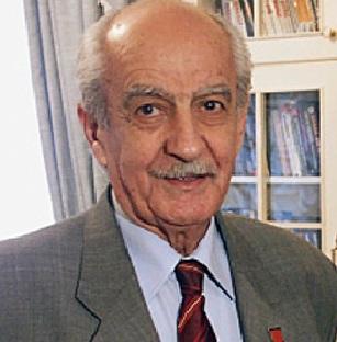 Умер легендарный советский разведчик Геворк Вартанян