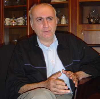 Скончался грузинский эксперт Каха Кацитадзе