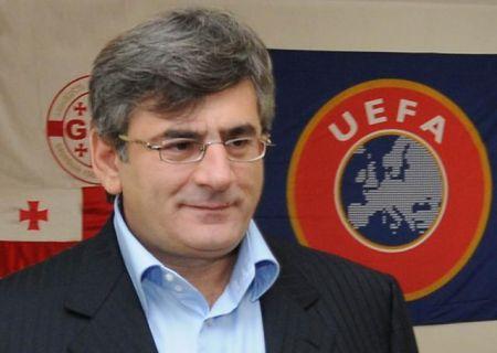 Президентом Федерации Футбола Грузии вновь избран Зураб Сичинава