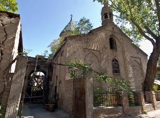 Министерства культуры Армении и Грузии обсудят меры по восстановлению церкви Св. Ншан в Тбилиси