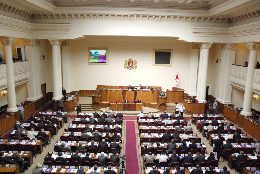 В Парламенте Грузии решится вопрос комиссии по расследованию обстоятельств смерти Звиада Гамсахурдия
