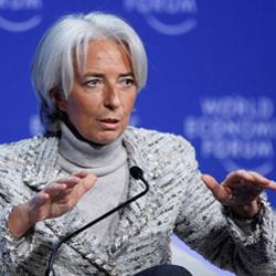 Глава МВФ: Экономика всего мира рискует потерпеть крах мирового спроса