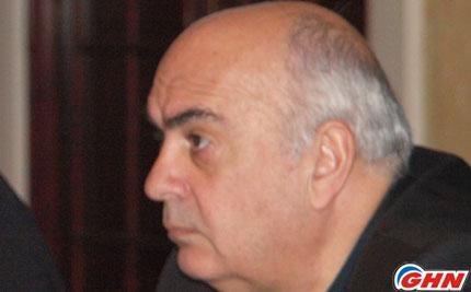 Вахтанг Колбая и Тамар Кордзая поздравят с Днем святого Георгия вынужденно перемещенных из Абхазии лиц