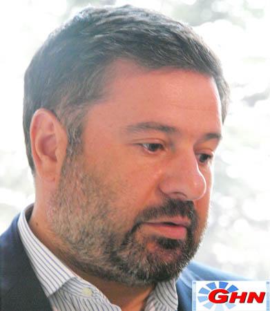 Эроси Кицмаришвили стал новым управляющим грузинского телеканала «Маэстро»