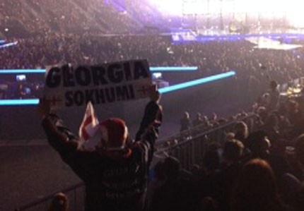 Евровидение: Овации Украине, аплодисменты армян азербайджанской певице