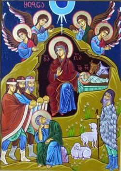 Светлый праздник Рождества Христова отмечает православный мир