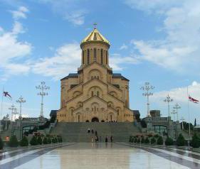 «Трактат единства грузин» перевезут в кафедральный собор Св. Троицы