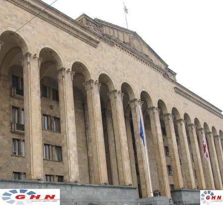 В Парламенте Грузии прошел день открытых дверей