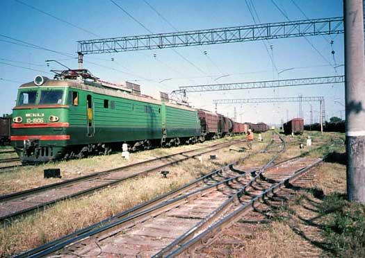В Грузии взорвана железная дорога