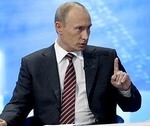 Владимир Путин предупредил Запад - не лезьте в наши выборы