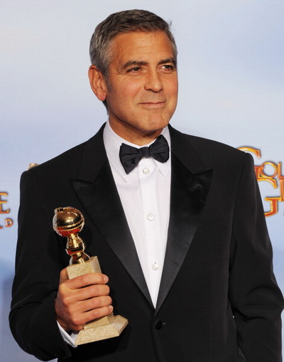 «Золотой глобус» вручен Мартину Скорсезе и Джорджу Клуни