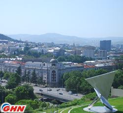 ГА ОК Европы сделает выбор между Тбилиси и Брно для проведения Молодежного олимпийского фестиваля 2015