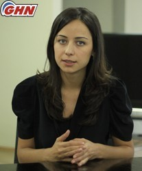 Министр экономики Грузии прокомментировала упразднение лицензии для перевоза грузов НАТО компании «Sky Georgia»