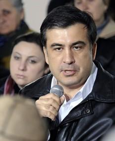 Президент Грузии собирается взрывать скалы в Тушети для строительства новой дороги